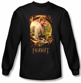 Hobbit Shirt Movie Unexpected Journey Loyalty Bilbo Poster Long Sleeve