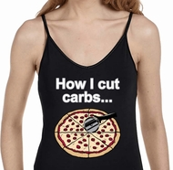 How I Cut Carbs Ladies Shirts