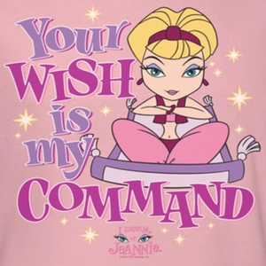 I Dream Of Jeannie Shirts