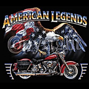 Indian Motorcycle T-shirt - American Legend Biker Tee