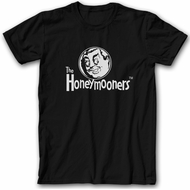 Jackie Gleason Honeymooners T-shirt - Black
