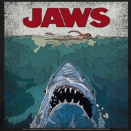 Jaws Lined Poster Shirts
