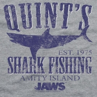 Jaws Quint's Shirts