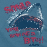 Jaws Smile You Shirts