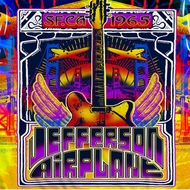 Jefferson Airplane San Francisco Sublimation Shirts