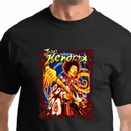 Jimi Hendrix Shirt Colorful