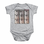 Joan Jett Baby Romper Good Music Athletic Heather Infant Babies Creeper