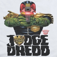 Judge Dredd Shirts