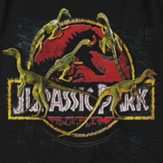 Jurassic Park Something Has Survived Shirts