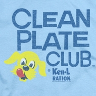 Ken L Ration Clean Plate Shirts