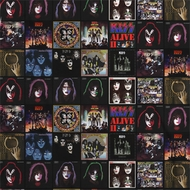 Kiss Album Cover Sublimation Shirts