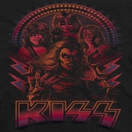 Kiss Comic Style Shirts