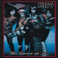 Kiss Spirit Of 76 Shirts