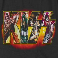 Kiss Stage Logo Shirts