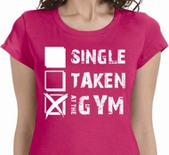 Ladies Fitness Shirts