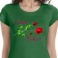 Lady Biker Ladies Biker Shirts
