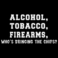 Law Enforcement Shirts - Alcohol Tobacco Firearms ATF