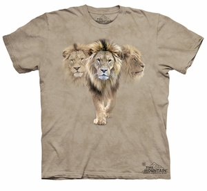 Lion Kids Shirt Tie Dye Lions Pack T-shirt Tee Youth