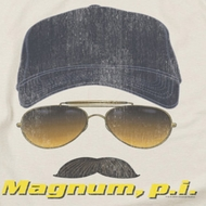 Magnum P.I. Geared Up Shirts