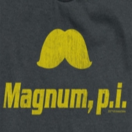 Magnum P.I. The Stache Shirts
