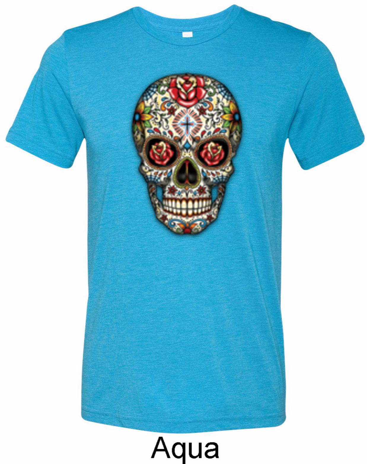 Sugar Skull Mens Clothing