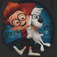 Mr Peabody & Sherman Shirts