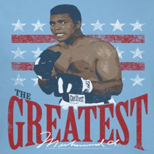 Muhammad Ali Greatest Shirts