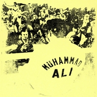 Muhammad Ali Shirt Ali Ringside Adult Yellow Tee T-Shirt