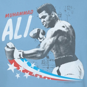 Muhammad Ali Star Punch Shirts