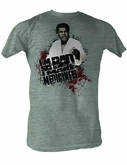 Muhammad Ali T-shirt Adult So Bad Gray Heather Tee Shirt