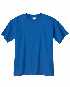 Neon Blue Bright Colorful Adult Unisex T-Shirt Tee Shirt