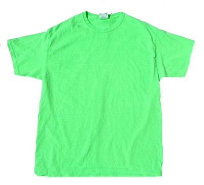 Neon Colored Shirts For Kids Neon Color T-shirts
