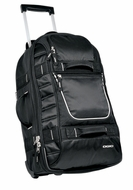 Ogio Suitcase - Pull Through Rolling Luggage Bag