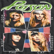 Poison Rock Band Shirts