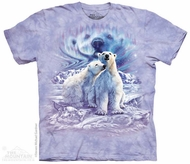 Polar Love Shirt Tie Dye Adult T-Shirt Tee