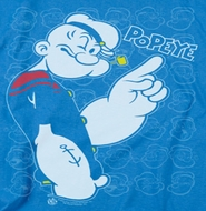 Popeye Get To The Point Shirts