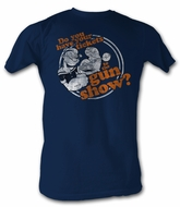 Popeye T-shirt Do You Have Your Tickets To The Gun Show Tee Shirt