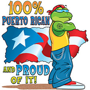 Puerto Rican T-shirts