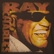 Ray Charles Singing Distressed Shirts