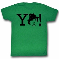 Rocky Shirt Yo Kelly Green T-Shirt