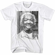 Sanford & Son Shirt Portrait White T-Shirt