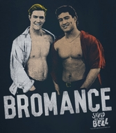 Saved By The Bell Bromance Shirts
