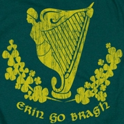 St. Patrick's Day Erin Go Bragh Shirts