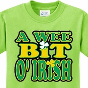 St Patrick's Day Kids Shirts