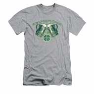 St. Patrick's Day Shirt Green Beer Adult Athletic Heather Tee T-Shirt