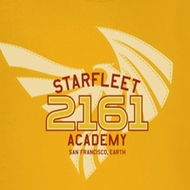 Star Trek 2161 Academy Shirts