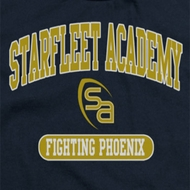 Star Trek Academy Logo Shirts