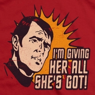 Star Trek All She's Got Shirts