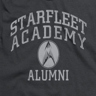 Star Trek Alumni Shirts