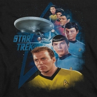 Star Trek Among The Stars Shirts